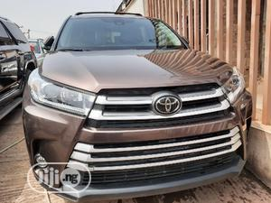 Toyota Highlander 2018 Brown | Cars for sale in Oyo State, Ibadan