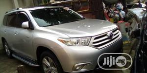 Toyota Highlander 2012 Limited Gray | Cars for sale in Lagos State, Ikeja