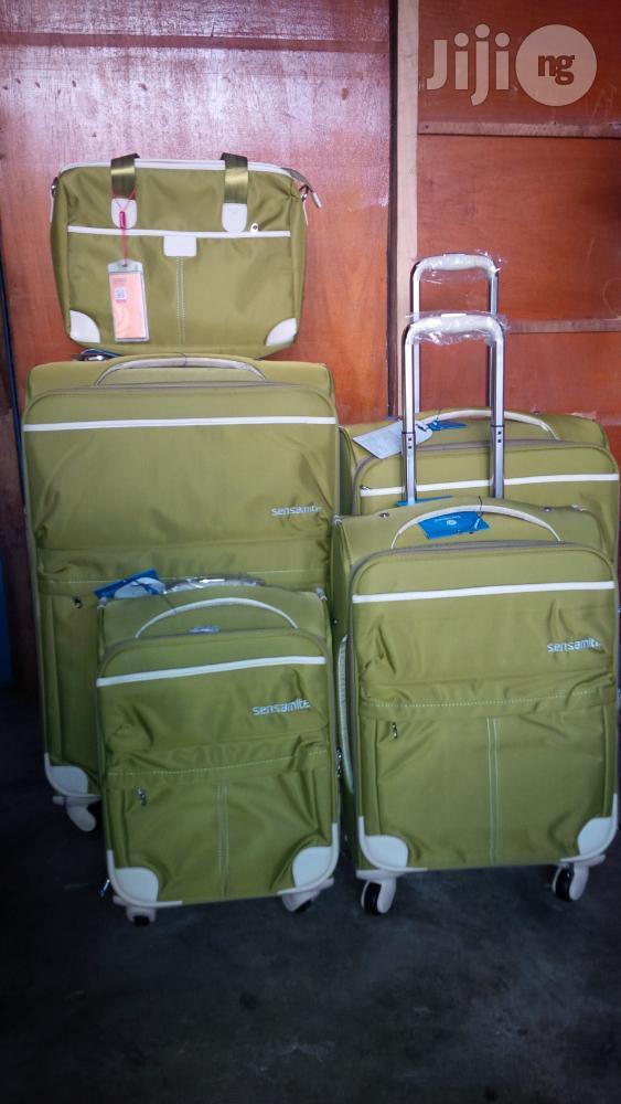 Sensamite 5set Luggage