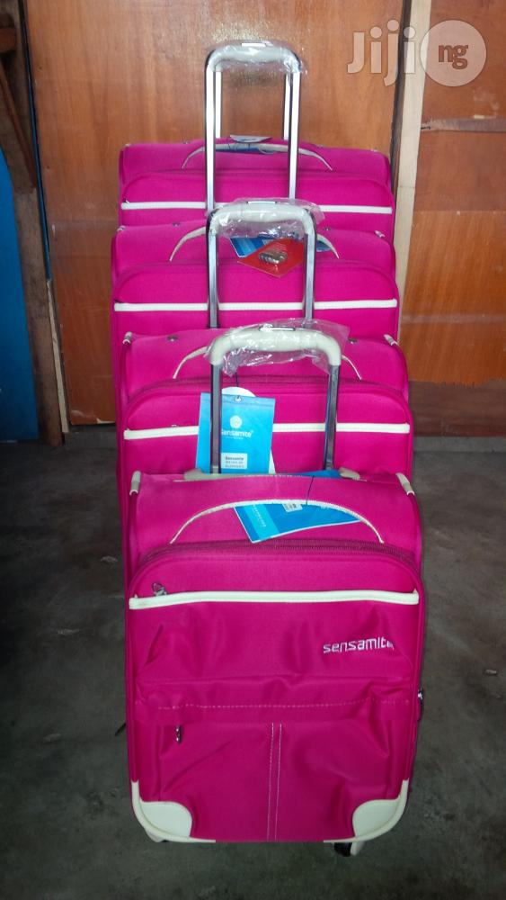 Sensamite 4set Luggage | Bags for sale in Lagos State, Nigeria
