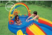 Intex Inflatable Kids Rainbow Ring Water Play Center | Toys for sale in Lagos State, Ojo