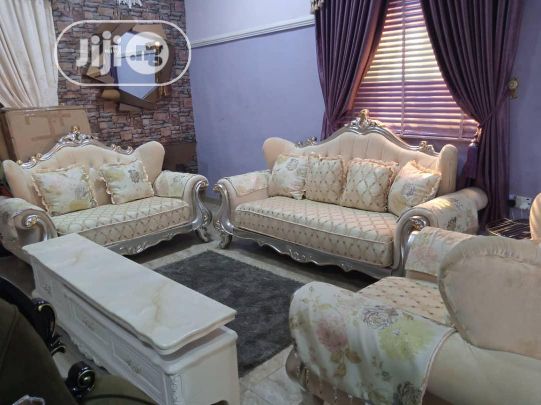 Imported Turkey Sofa Chair.Full Set of It