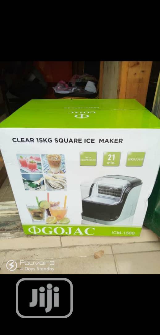 Ice Cubes Making Machine
