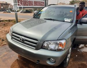 Toyota Highlander 2006 Limited V6 4x4 Green | Cars for sale in Oyo State, Ibadan