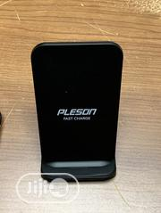 Fast Wireless Charger, 2 Coils QI Fast Wireless Charging Pad Stand For | Accessories for Mobile Phones & Tablets for sale in Enugu State, Enugu
