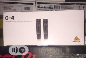 Behringer C-4 Studio Condenser Microphones   Audio & Music Equipment for sale in Lagos State