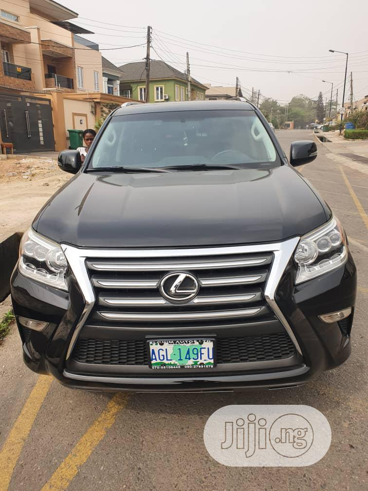Lexus GX 2015 Black | Cars for sale in Victoria Island, Lagos State, Nigeria