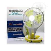 Rechargeable Portable Mini Fan   Home Appliances for sale in Lagos State, Lagos Island