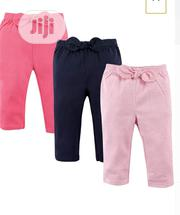 Hudson Baby Girls 3 Pack Knotted Bow Leggings/Pants. | Children's Clothing for sale in Rivers State, Port-Harcourt