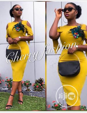Lovely Ladies Fitted Gown | Clothing for sale in Lagos State, Lagos Island (Eko)