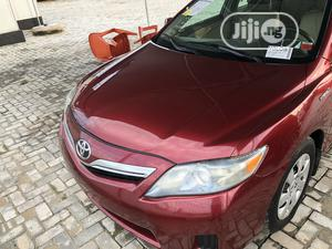 Toyota Camry 2011 Hybrid Red   Cars for sale in Lagos State, Ajah