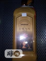 Iman Gold Shower Gel | Bath & Body for sale in Lagos State, Ikeja