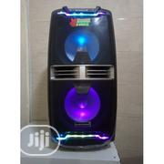 Marcsonic 10''X2 Rechargeable PA System Ms-Ts2100-Trolley | Audio & Music Equipment for sale in Lagos State, Ikorodu
