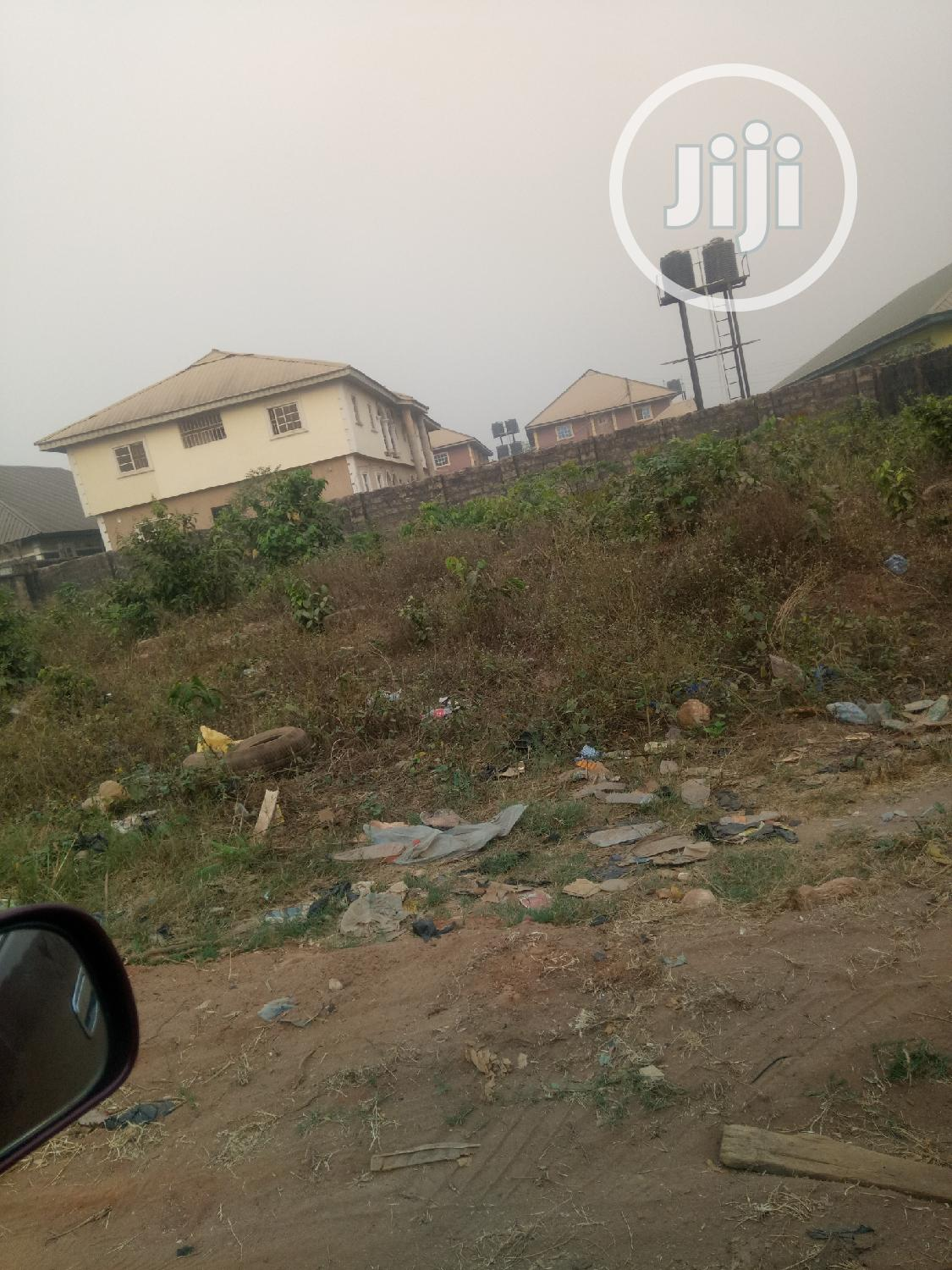 Archive: A Complete 100x100ft Plot of Land for Outright Sale