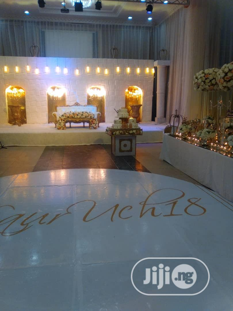 Events Planning And Wedding Decorations