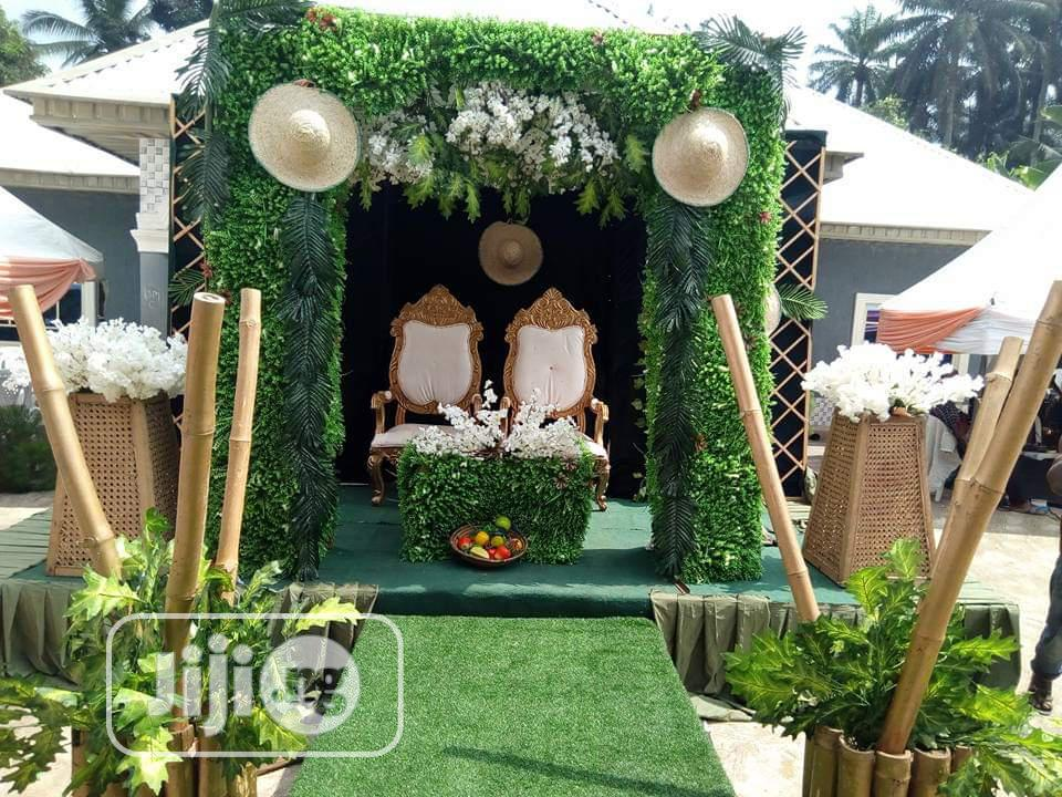 Decorations For Traditional Weddings | Party, Catering & Event Services for sale in Lagos State, Nigeria