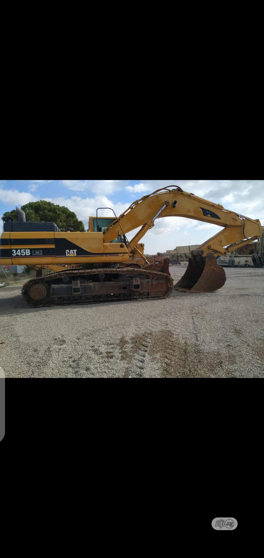 345bl For Sale Excavator