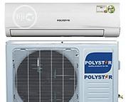Polystar 1hp Inverter Split Air Conditioner   Home Appliances for sale in Lagos State, Ojo