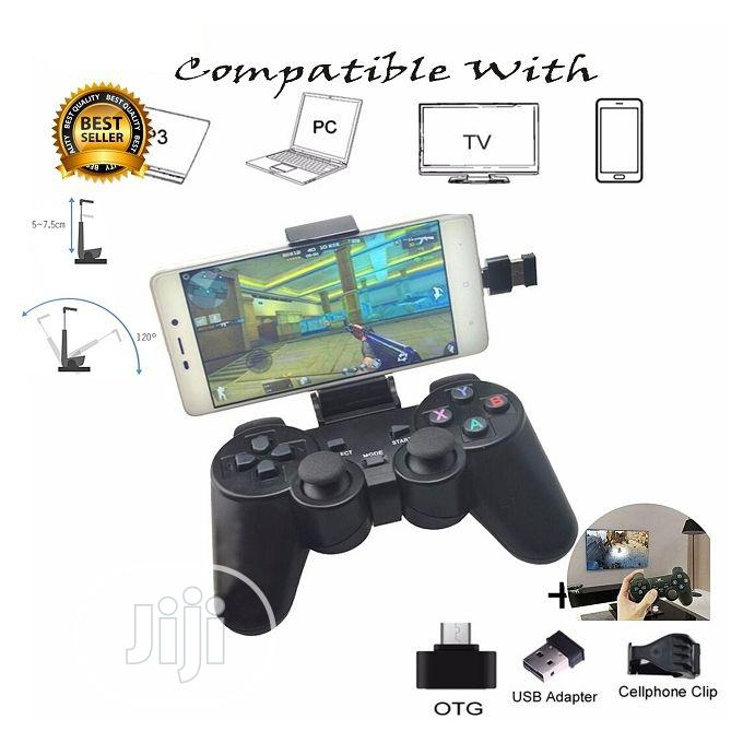 Gamepad Compatible With Wirelss Android Controller