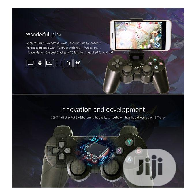 Gamepad Compatible With Wirelss Android Controller | Accessories for Mobile Phones & Tablets for sale in Ikeja, Lagos State, Nigeria