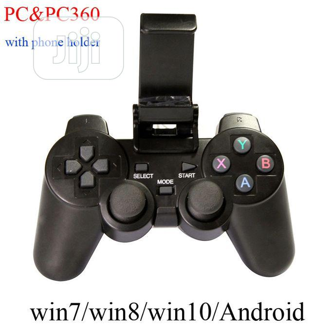 Android Gamepad Wirelss Adapter For Easy Connection | Accessories for Mobile Phones & Tablets for sale in Surulere, Lagos State, Nigeria