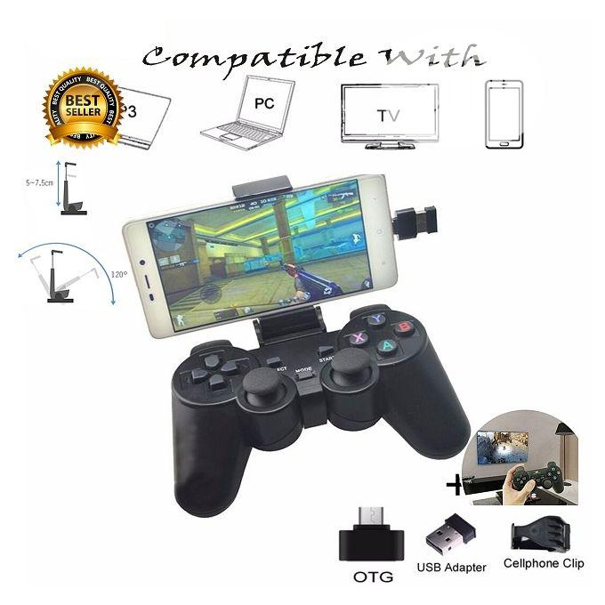 Gamepad Compatible With Android Phone USB Wireless Adapter
