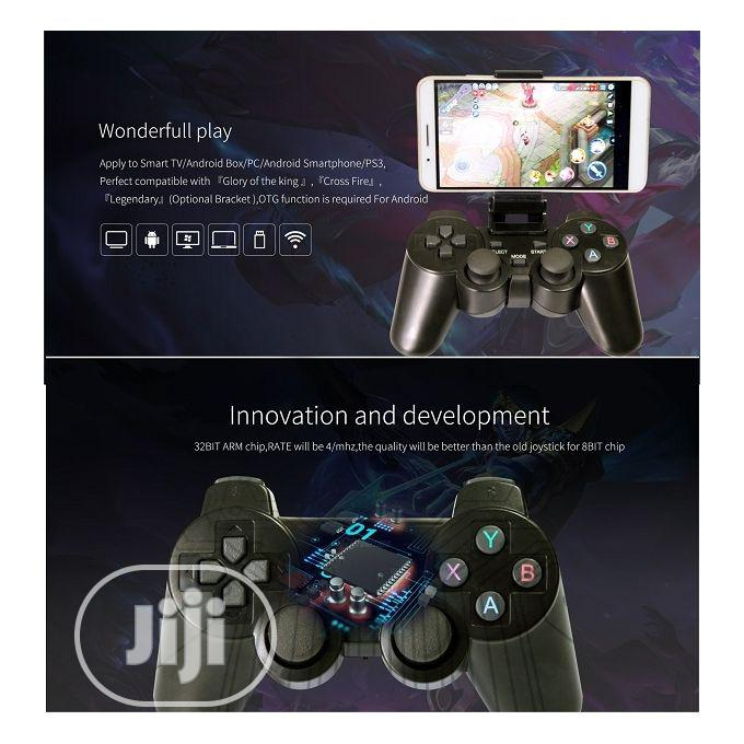 Gamepad Compatible With Android Phone USB Wireless Adapter | Accessories for Mobile Phones & Tablets for sale in Ikoyi, Lagos State, Nigeria