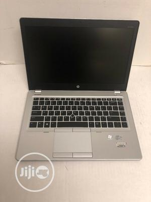 Laptop HP EliteBook Folio 9470M 4GB Intel Core i5 HDD 320GB | Laptops & Computers for sale in Abuja (FCT) State, Nyanya