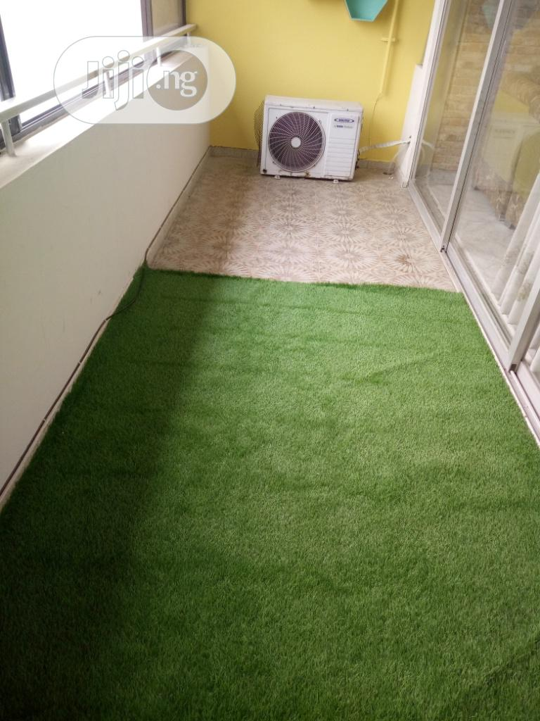 10 Mm Artificial Grass Installation At Ikoyi Lagos State | Landscaping & Gardening Services for sale in Ikeja, Lagos State, Nigeria