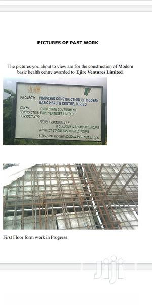 Experienced Building Contractor With Professional Engineers   Building & Trades Services for sale in Ogun State, Ado-Odo/Ota