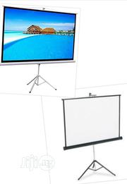 Projector Screen | TV & DVD Equipment for sale in Ogun State, Ipokia