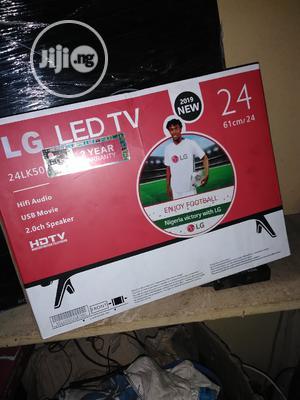 LG LED 24inchs | TV & DVD Equipment for sale in Edo State, Benin City