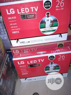 LG TV Led 26 Inchs | TV & DVD Equipment for sale in Edo State, Benin City
