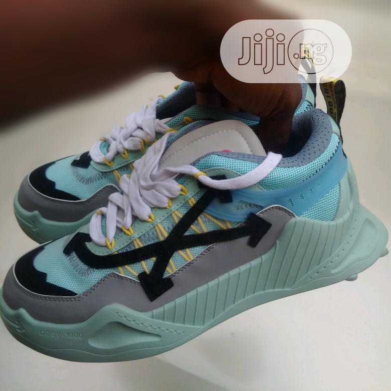 white designer sneakers