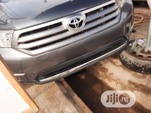 Toyota Highlander 2013 Limited 3.5l 4WD Gray | Cars for sale in Oyo State, Ibadan