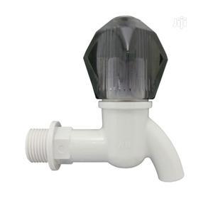 Bib Tap HT Transparent Black   Plumbing & Water Supply for sale in Lagos State, Yaba