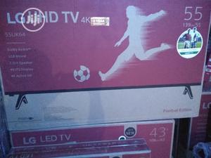 LG LED 4k Tv 55inchs | TV & DVD Equipment for sale in Edo State, Benin City