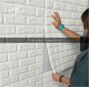 Self Adhesive Padded Brick. Fracan Wallpaper Limited Abuja   Home Accessories for sale in Abuja (FCT) State, Lokogoma