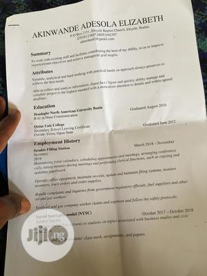 Teaching | Teaching CVs for sale in Oyo State, Ibadan