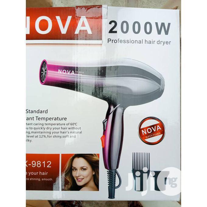 Nova Nova 2000W Professional Hair Dryer