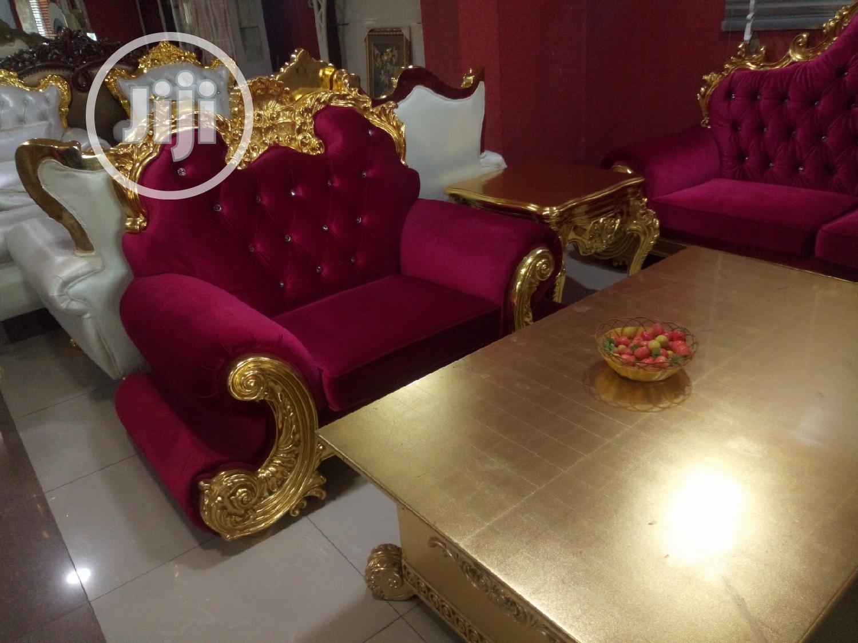 Quality Royal Sofa | Furniture for sale in Lekki, Lagos State, Nigeria