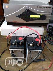 Soccer Power Inverter,1.5kva With 2 Quality Batteries | Electrical Equipment for sale in Ondo State, Akure