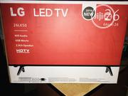 26inches Solar LED TV Available | TV & DVD Equipment for sale in Lagos State, Ojo