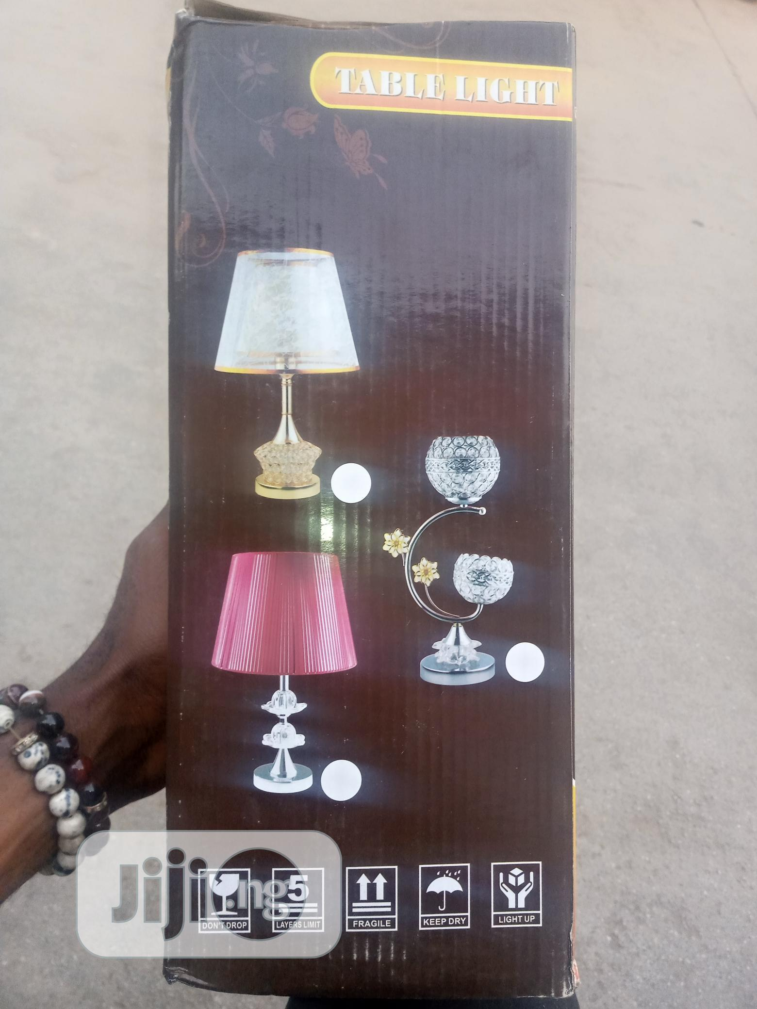 Table Light   Home Accessories for sale in Wuse, Abuja (FCT) State, Nigeria