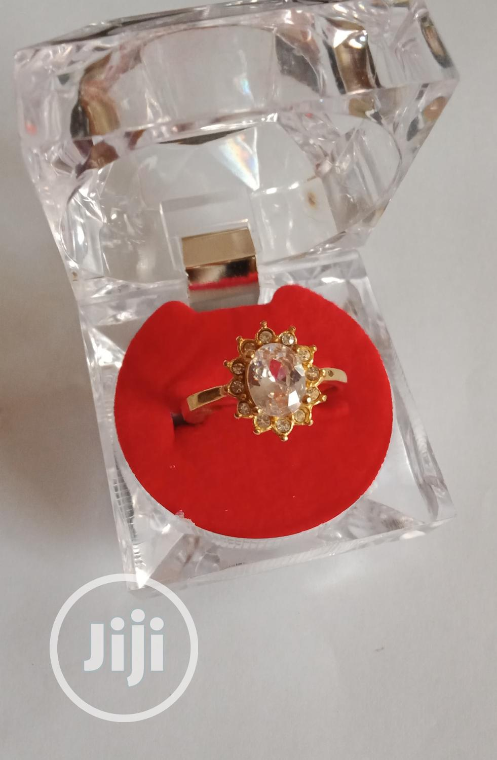 Archive: Classic Engagement Ring-size 10