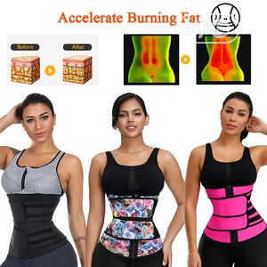 Neoprene Waist Trainer Body Shaper Slimming Wrap Belt | Tools & Accessories for sale in Lagos State, Surulere