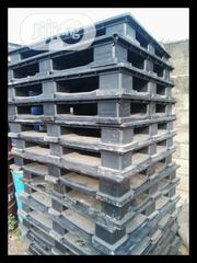 Rubber Pallets For Sale Flat Top Design | Building Materials for sale in Lagos State, Agege