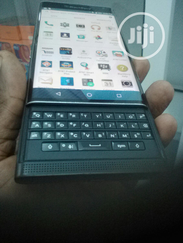 BlackBerry Priv 32 GB Black | Mobile Phones for sale in Ikeja, Lagos State, Nigeria