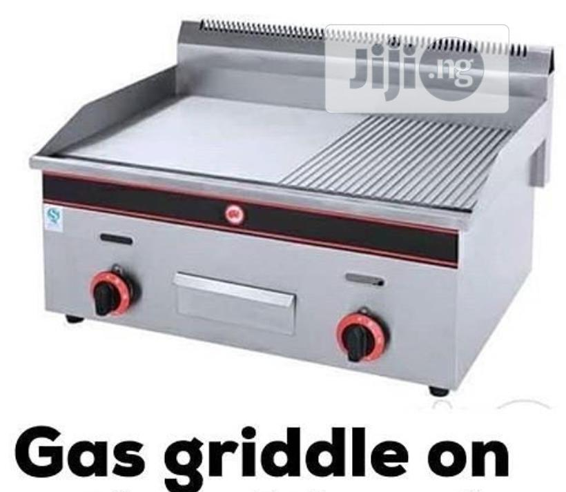 Quality Gas Griddle