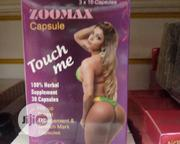 Touch Me Zoomax Capsule By 30capsules | Vitamins & Supplements for sale in Abuja (FCT) State, Wuse 2